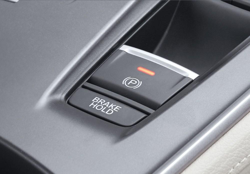 Electric Parking Brake + Auto Brake Hold
