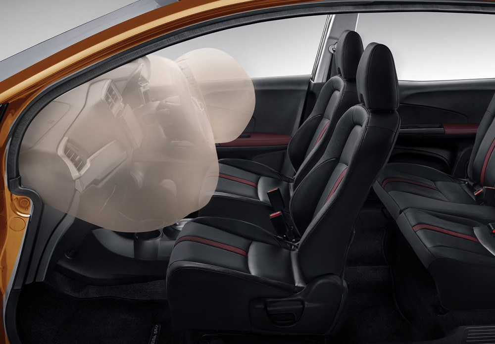 Dual Front SRS Airbag