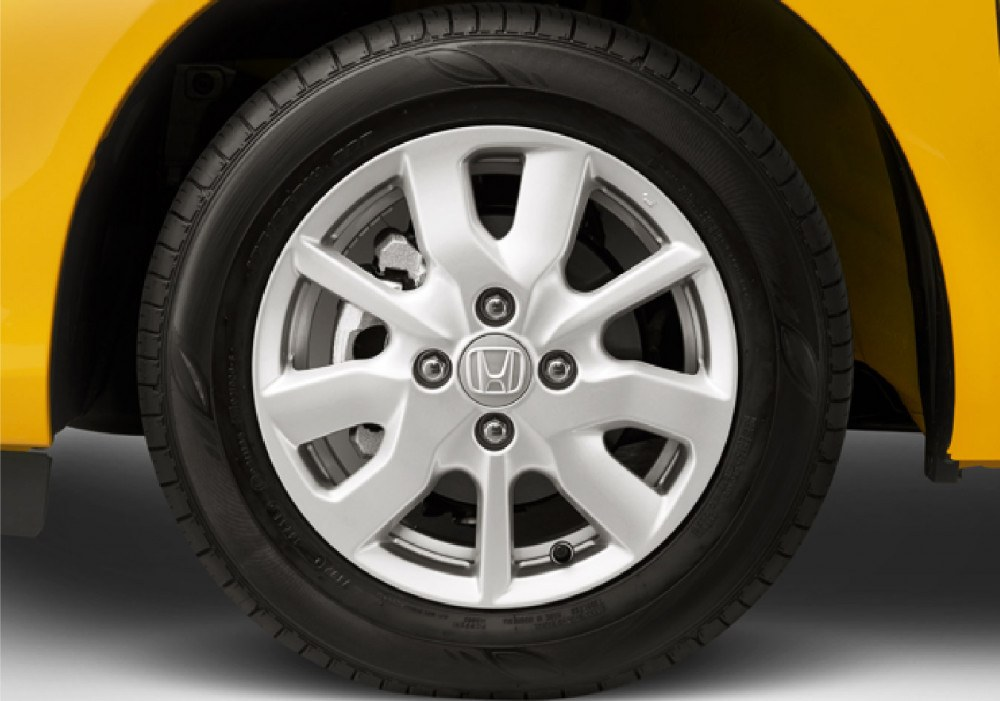 14 Inch Stylish Alloy Wheels