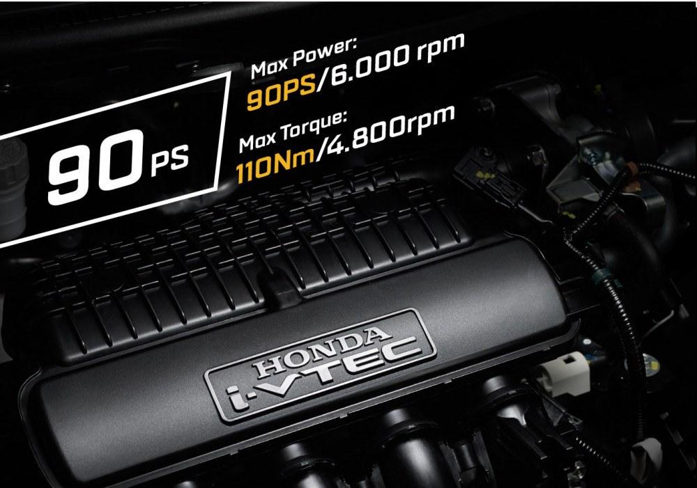 1.2 Li-VTEC (90 PS)