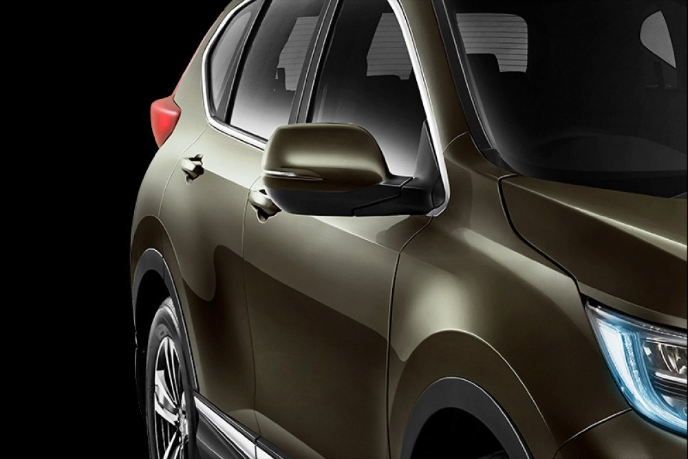 Auto Door Lock & Retractable Door Mirror with Touch