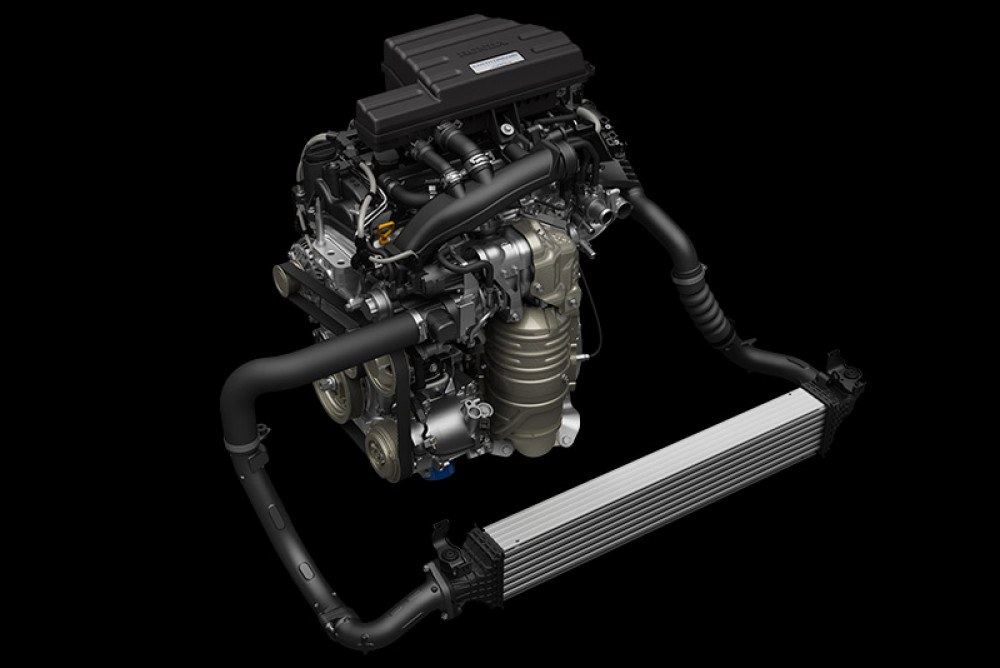 1.5L i-VTEC with Earth Dreams Technology