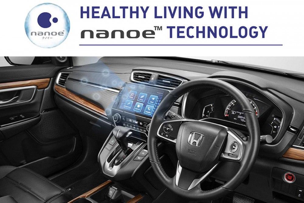 Nanoe TM Technology