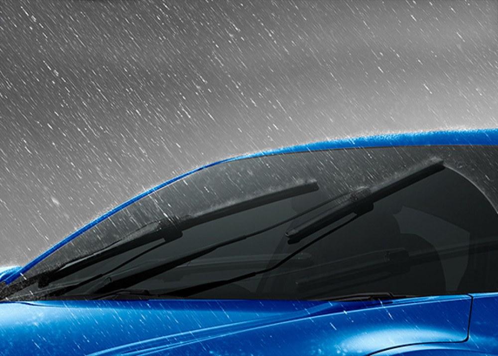 Rain Sensing Windshield Wiper