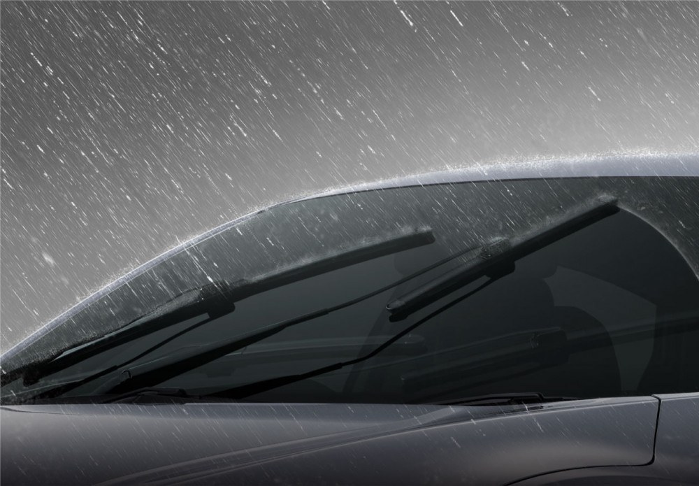 Rain Sensing Windshield Wiper