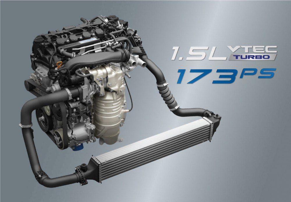 1.5L VTEC Turbo 173 PS