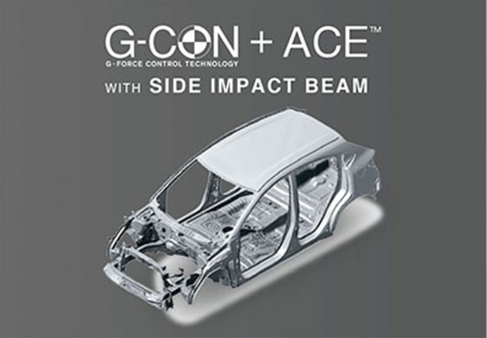 GCON+ACE TM with Side Impact Beam