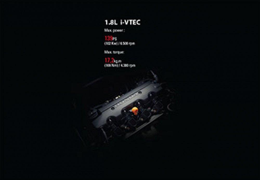1.8L i-VTEC Engine