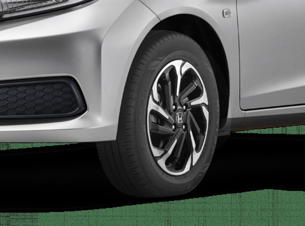 New 15 Inch Alloy Wheel Design (Tipe S)