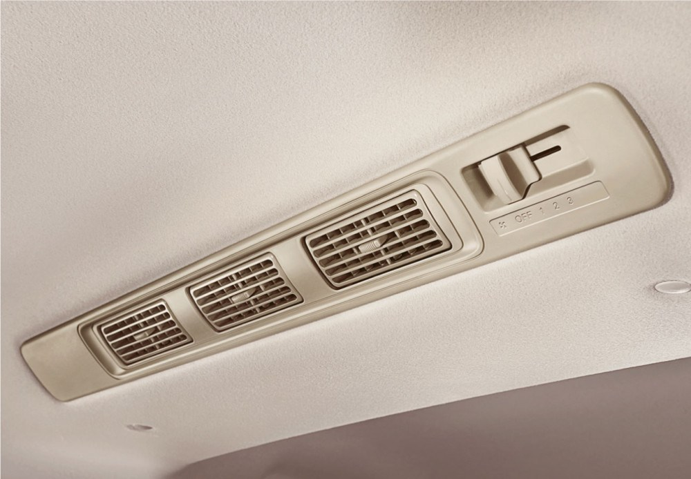 Double Blower AC