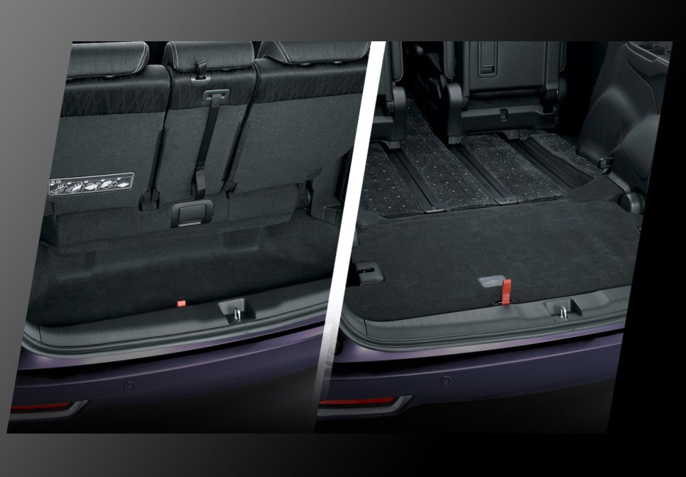 3 Steps Reclining Type Magical Storage