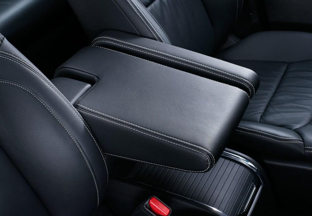 Bigger Driver Seat Armrest