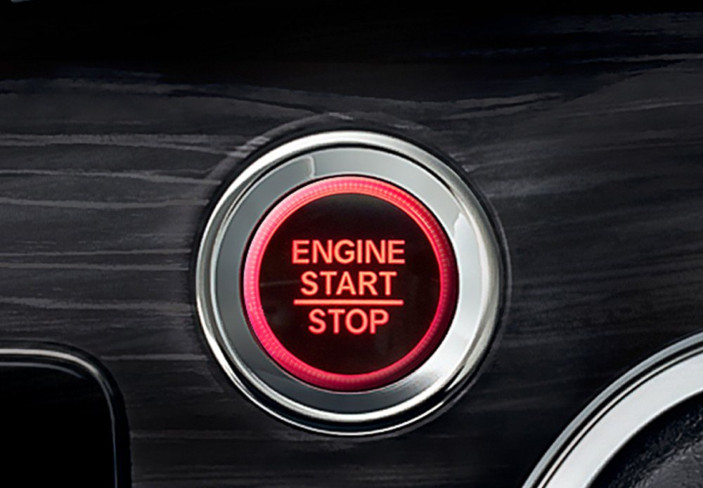 One Push Ignition System