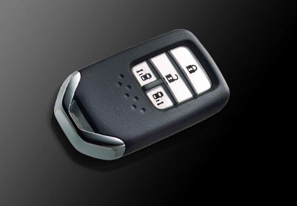 Smart Key with Power Sliding Door Button